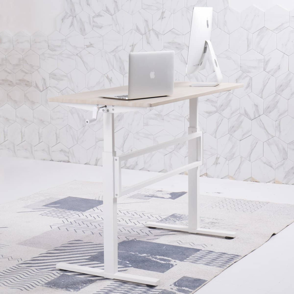 UNICOO - Crank Standing Desk