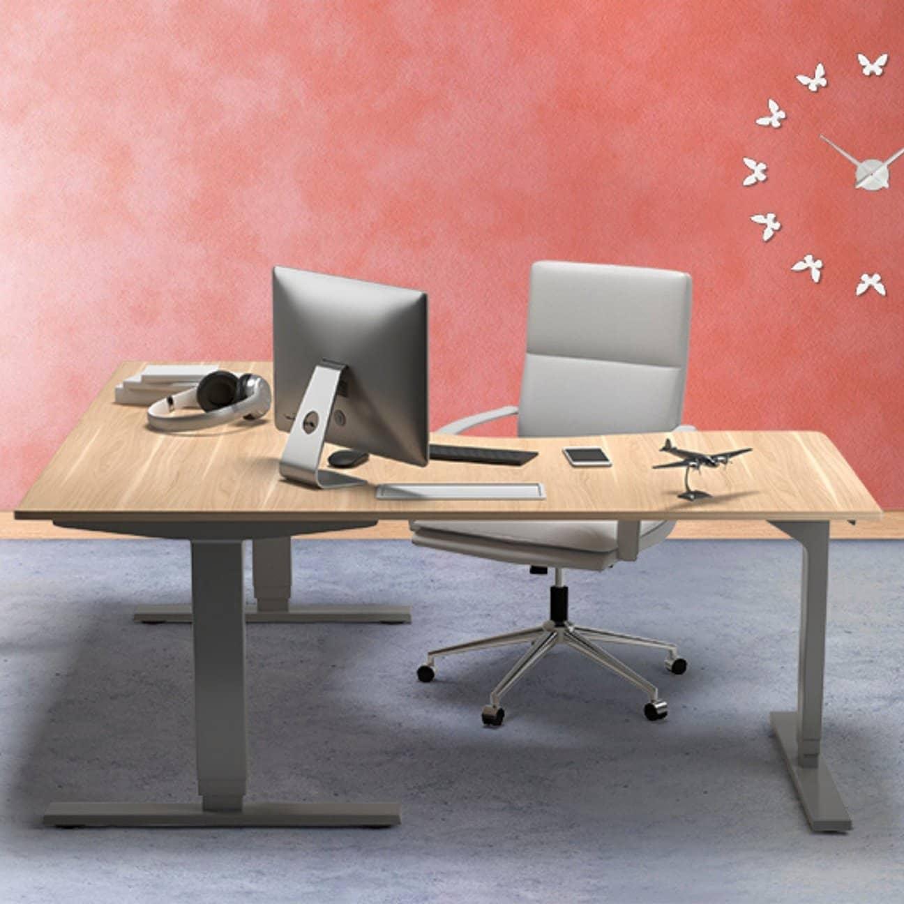 best l shaped Corner_Ryzer standing desk