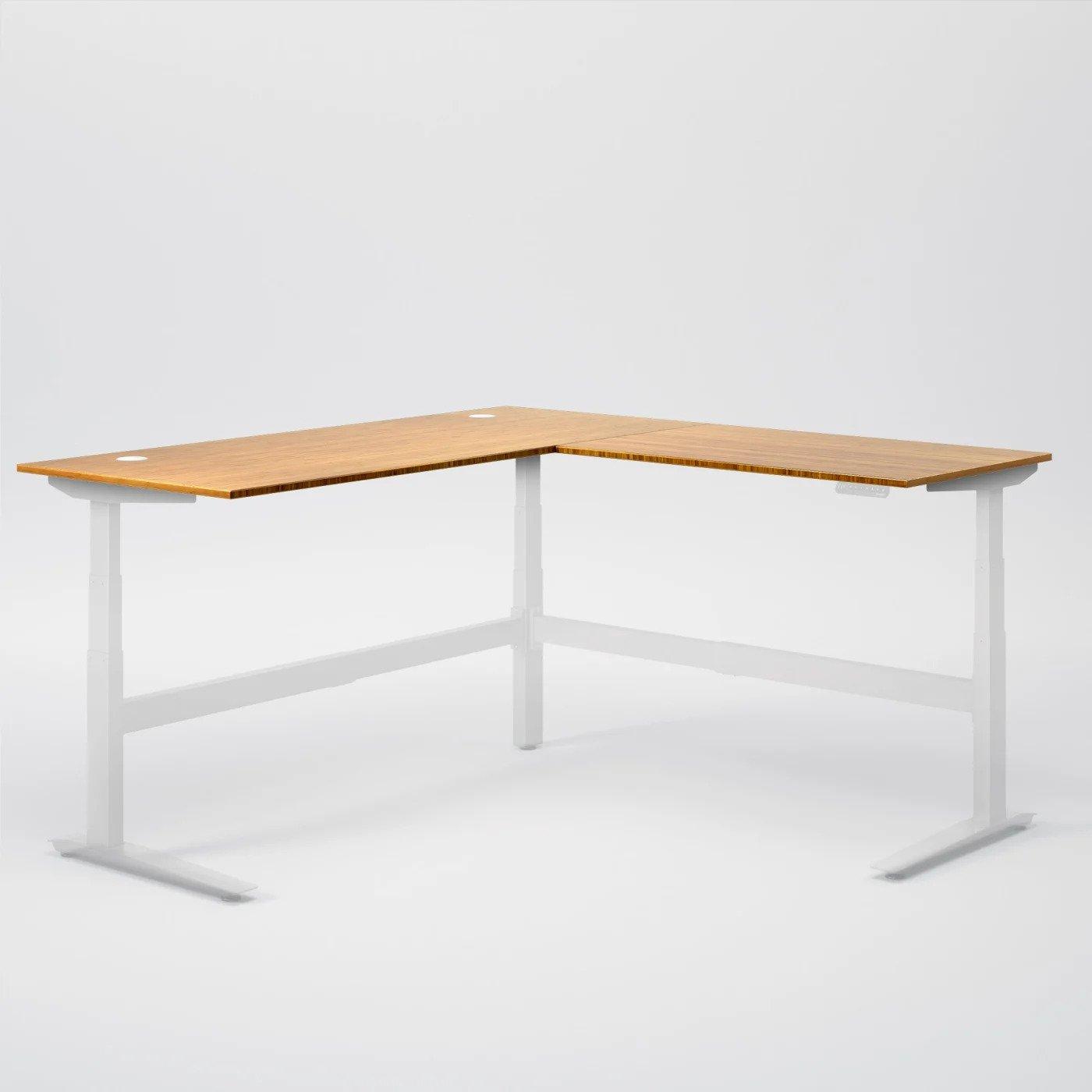 Jarvis L shaped standing desk